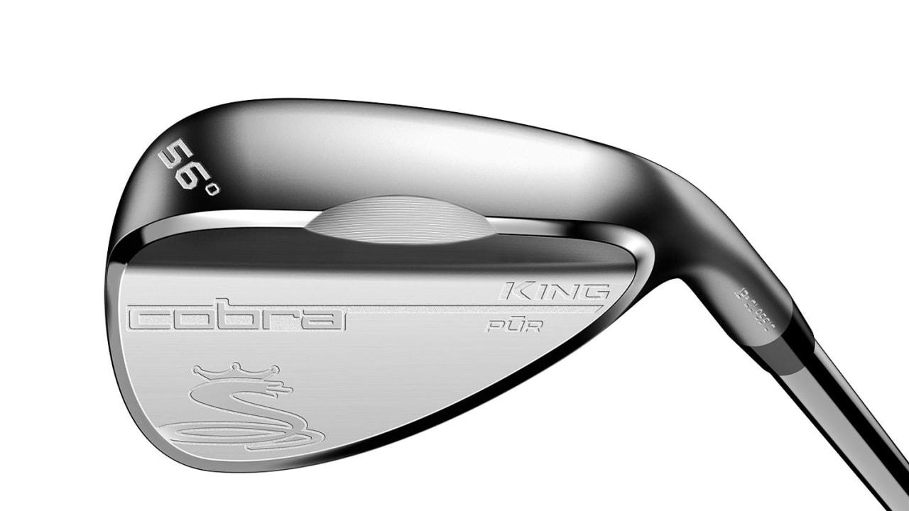 "Das Cobra King Pur Wedge mit dem ""Classic"" Sohlenschliff. (Foto: Cobra Golf)"