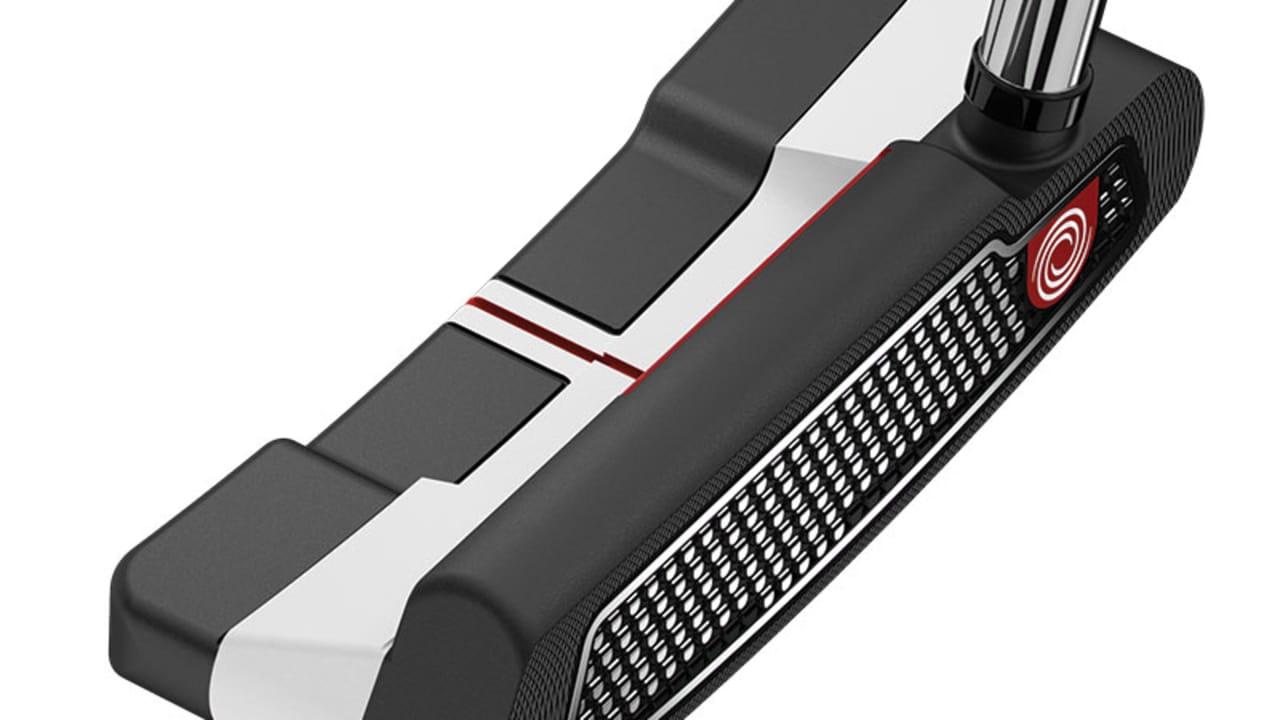 Der Odyssey O-Works #1 Wide ist ein etwas breiterer Blade-Putter. (Foto: Odyssey)