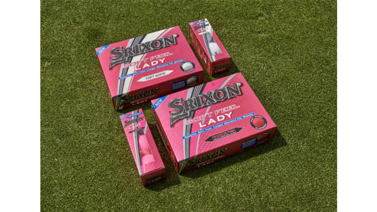 <h2>Srixon Soft Feel Golfball</h2><br>(Foto: Srixon)