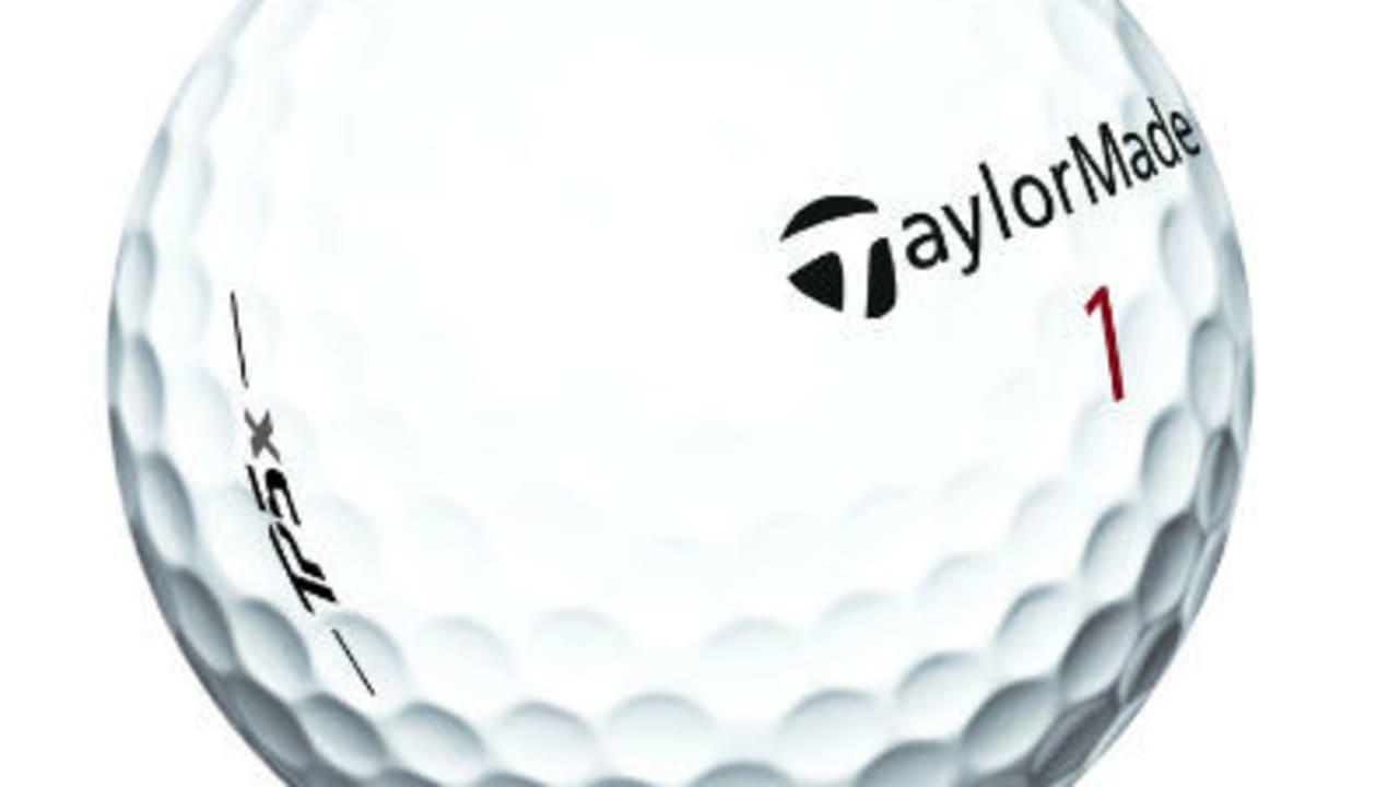 TP5x Ball (Foto: TaylorMade)