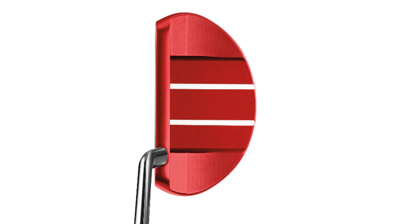 Der neue TaylorMade TP Red Ardmore (Foto: TaylorMade)