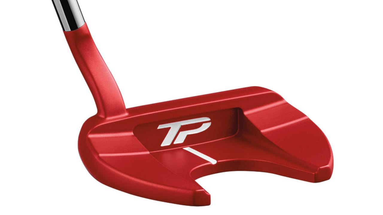 Der neue TaylorMade TP Red Ardmore 3 (Foto: TaylorMade)