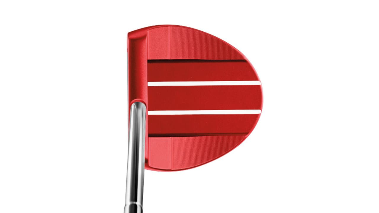 Der neue TaylorMade TP Red Ardmore Center (Foto: TaylorMade)