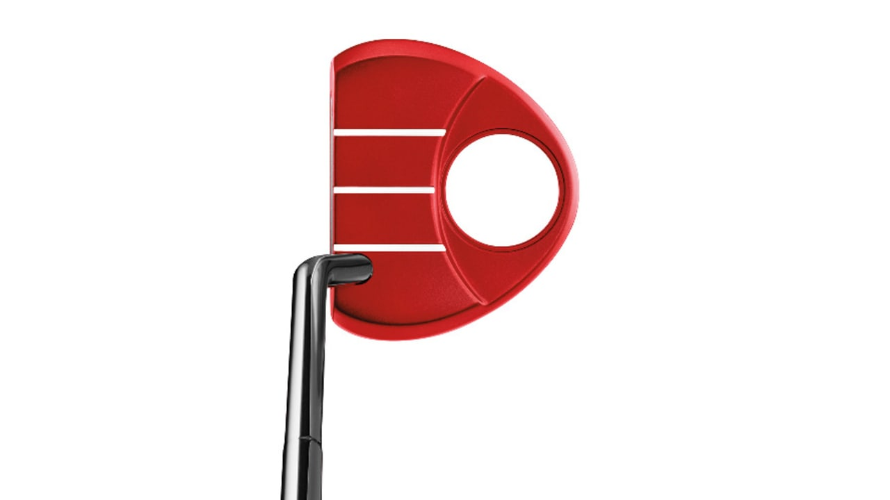 Der neue TaylorMade TP Red Chaska (Foto: TaylorMade)