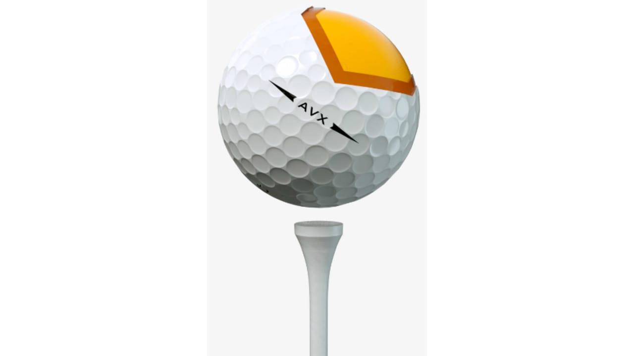 Der Ball besteht aus drei Lagen.<br>(Foto: Titleist)