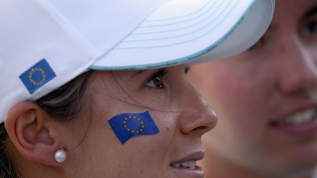 Solheim Cup - Go Europe! (Quelle: Getty)