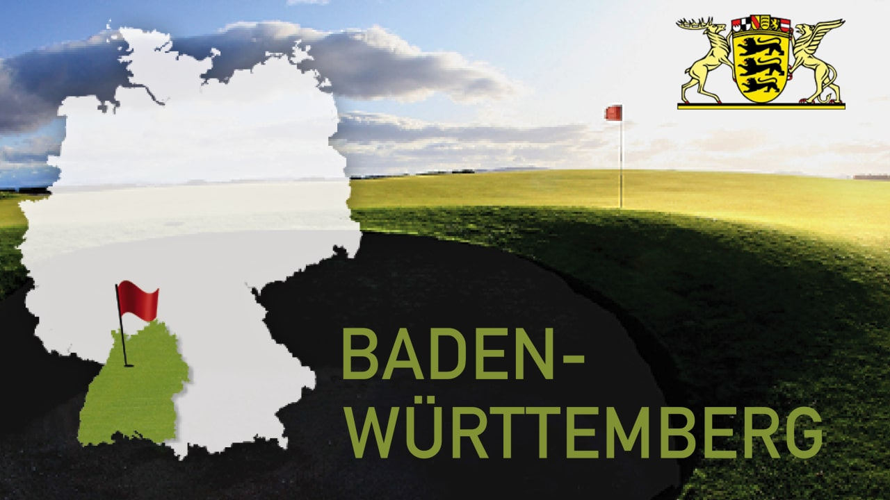Golfen in Baden Württemberg