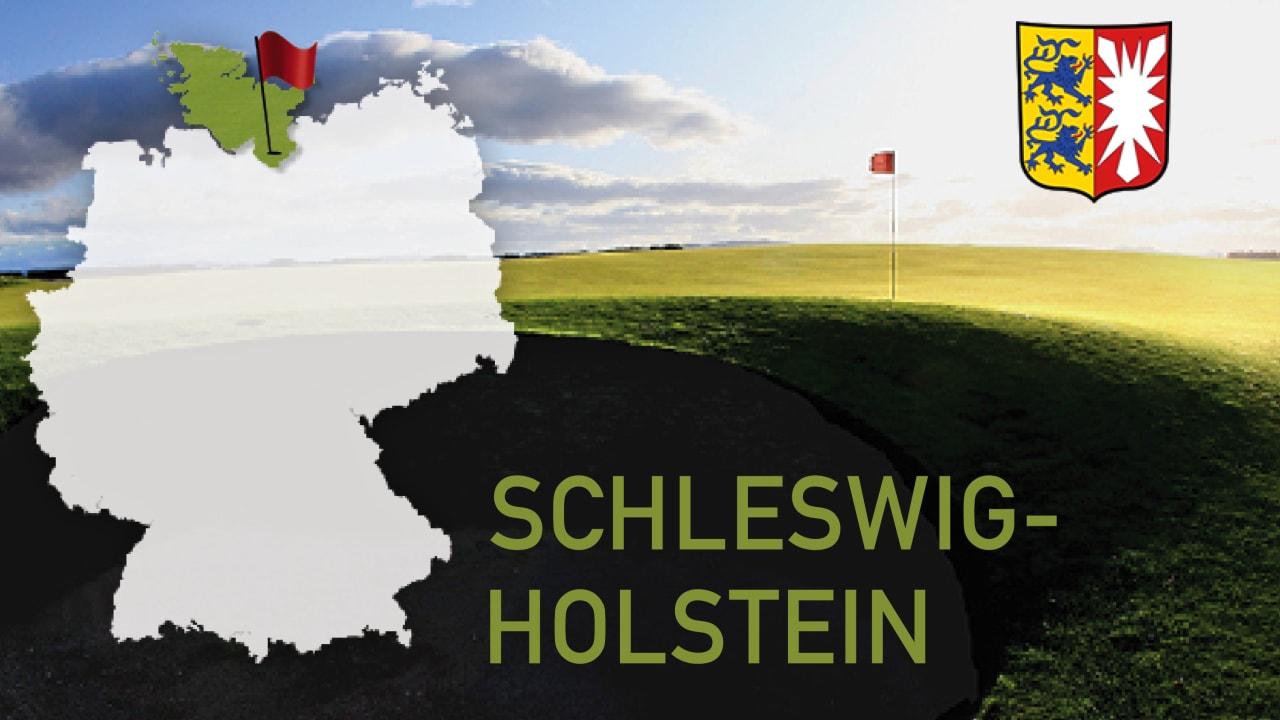 Golfen in Schleswig Holstein