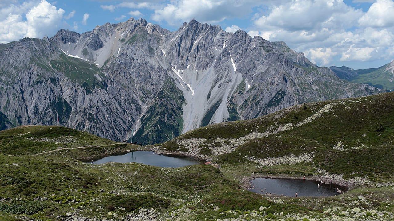 Blick auf die Tiroler Alpen (Foto: Getty)