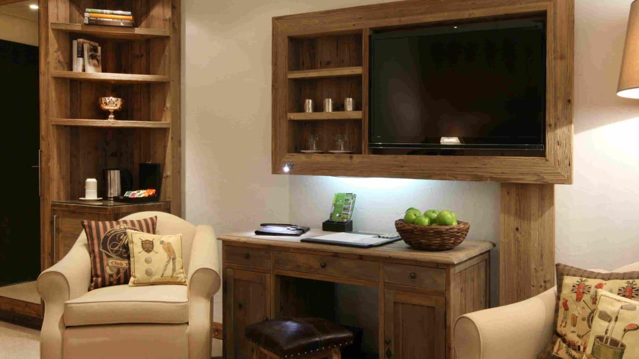 Insgesamt stehen 94 Zimmer und Suiten zur Verfügung. (Foto: Spa & GolfResort Weimarer Land)