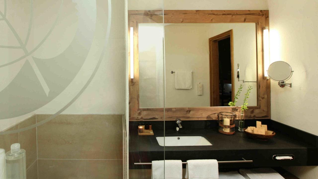 Mit viel Liebe zum Detail werden die Gäste in Ihren Zimmern und Suiten überrascht. (Foto: Spa & GolfResort Weimarer Land)