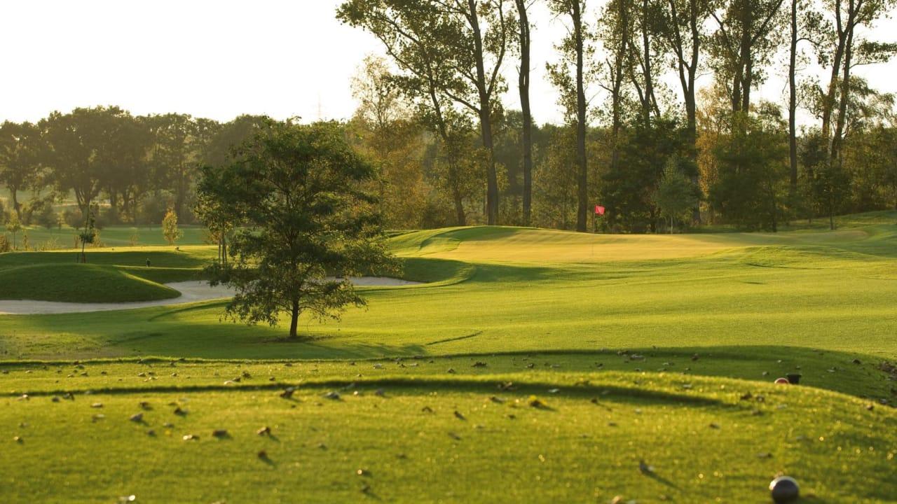 Der Golfplatz Adendorf. (Foto: Castanea Resort Hotel)