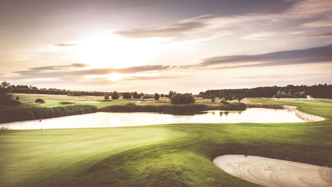Der Platz des Golfclubs Fleesensee.(Foto: SCHLOSS Fleesensee)