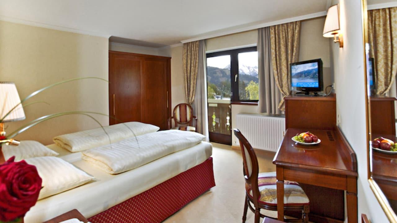 Das Hotel Berner verfügt über vier verschiedene Zimmerkategorien. (Foto: Hotel Berner)