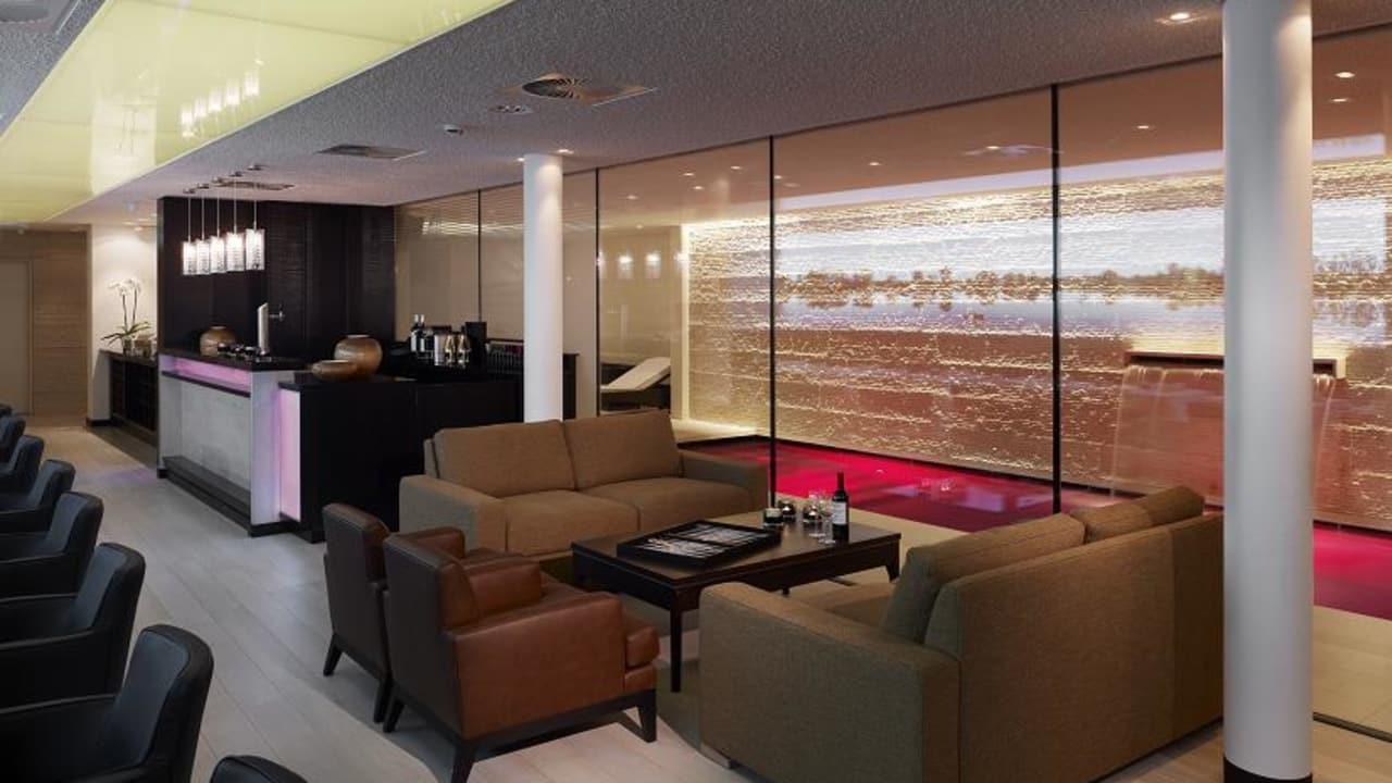 Die helle, moderne Linie ist im ganzen Hotel zu finden. (Foto: Boutique Hotel Villa am Ruhrufer Golf & Spa)