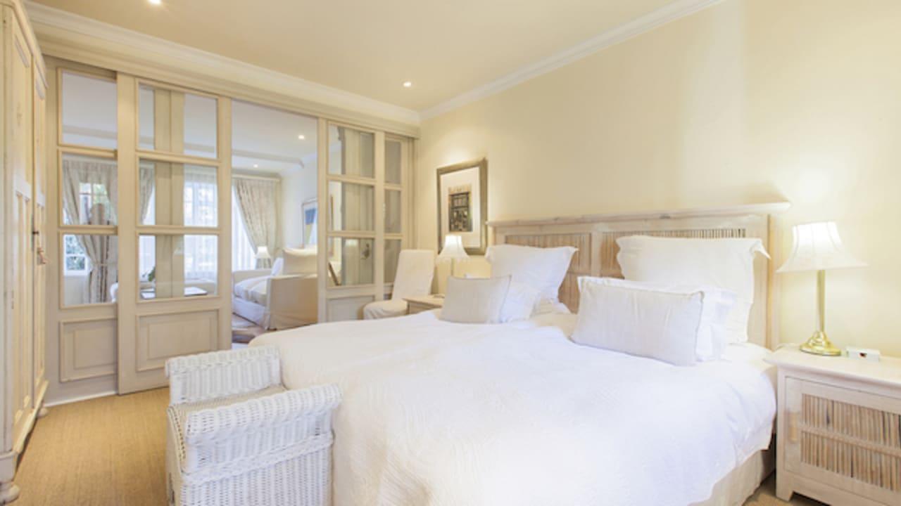 Impressionen der Luxury Suite (Foto: Villa Coloniale)