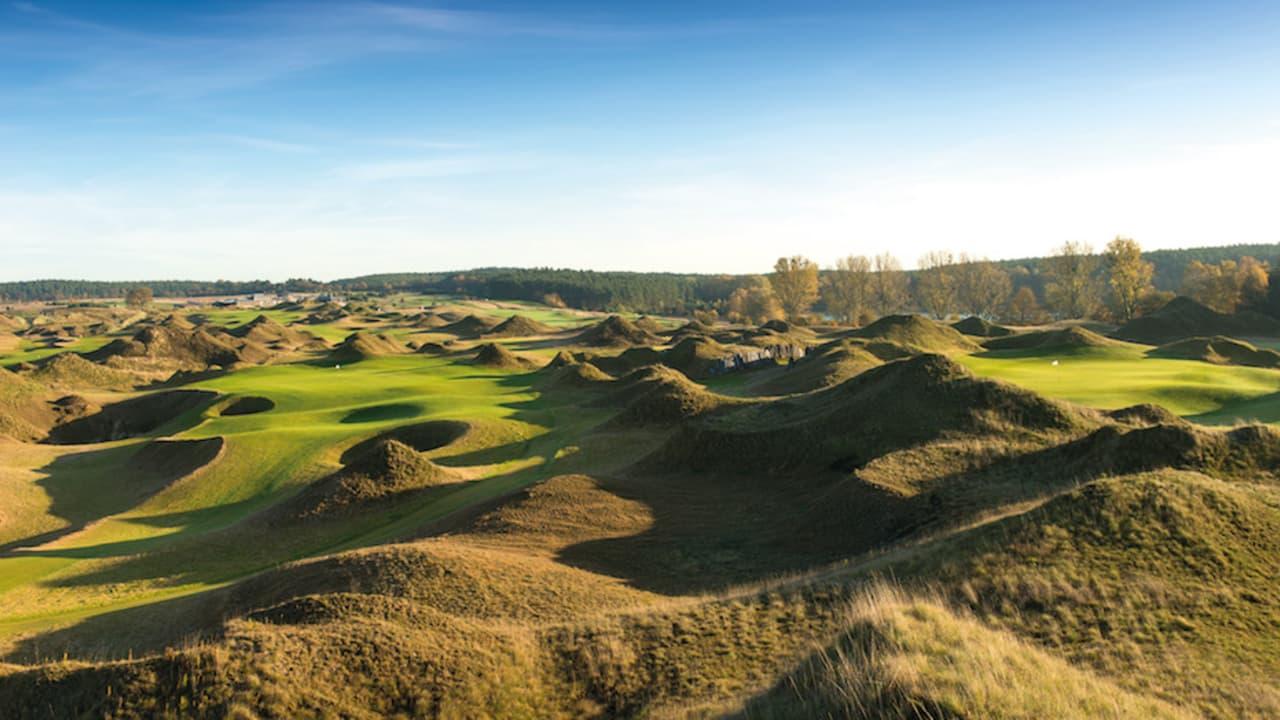 Das Landhotel Gut Vorbeck liegt in der Nähe von der 45-Löcher-Golfanlage WINSTONgolf. (Foto: Stefan von Stengel)