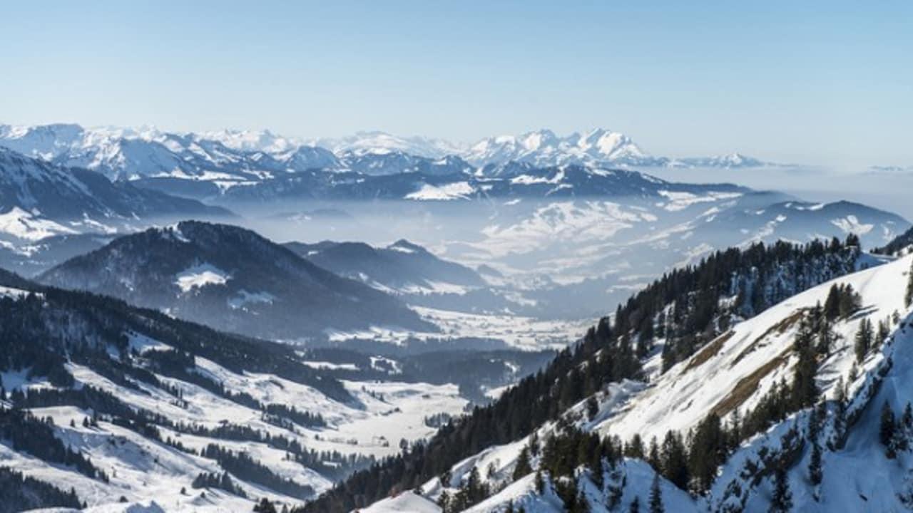 <h2>Der Winter im Allgäu</h2> Ob Sommer oder Winter, die Region Allgäu ist zu jeder Zeit einen Besuch wert (Foto: flickr).