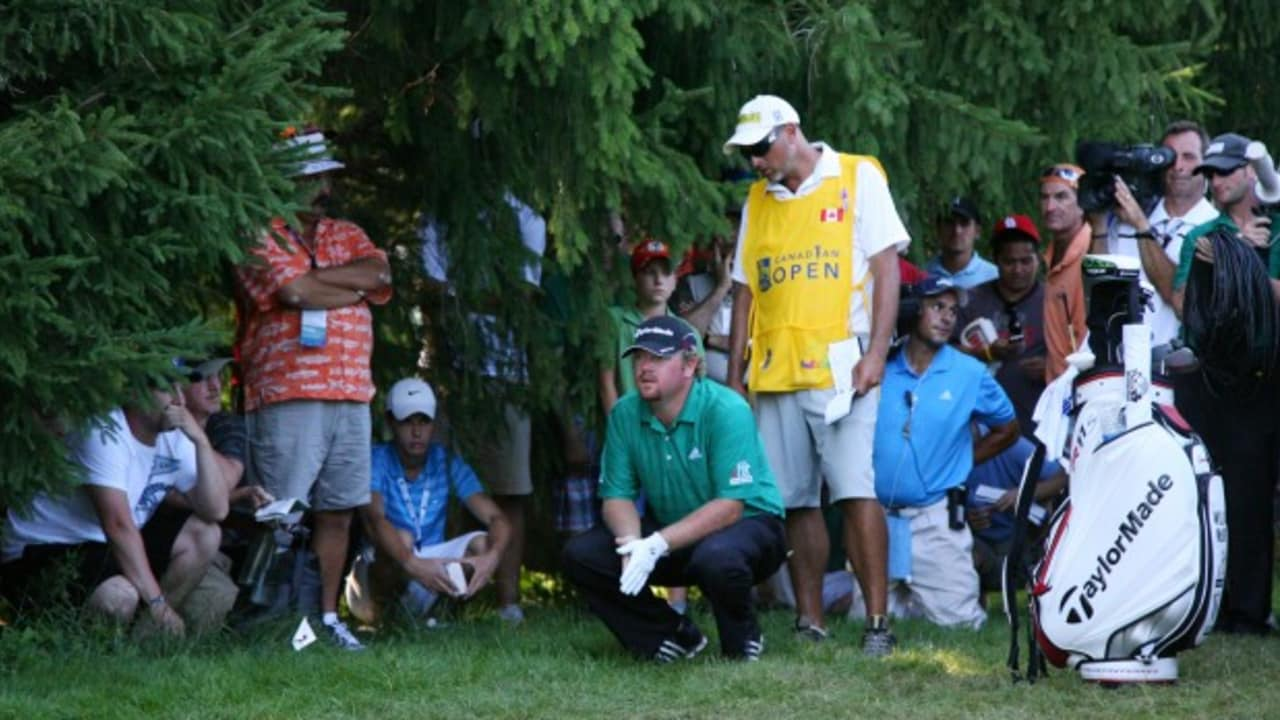 Er teilt sich den Platz mit William McGirt. (Foto: Getty)