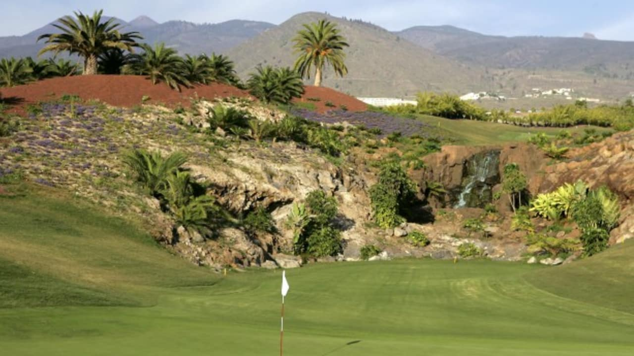 Impressionen der Abama Open de Canarias im Abama Hotel and Golf Resort in Teneriffa. (Foto: Getty)