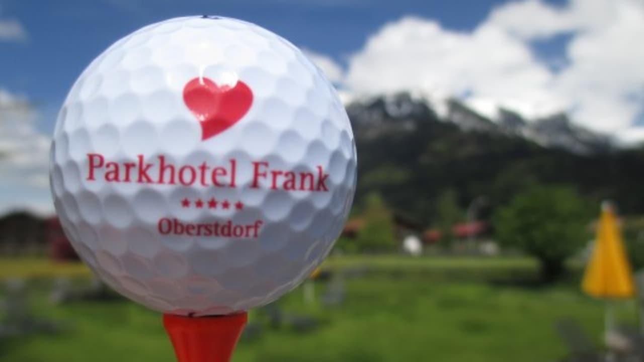Golfgenuss im Pakhotel Frank. (Foto: Parkhotel Frank)