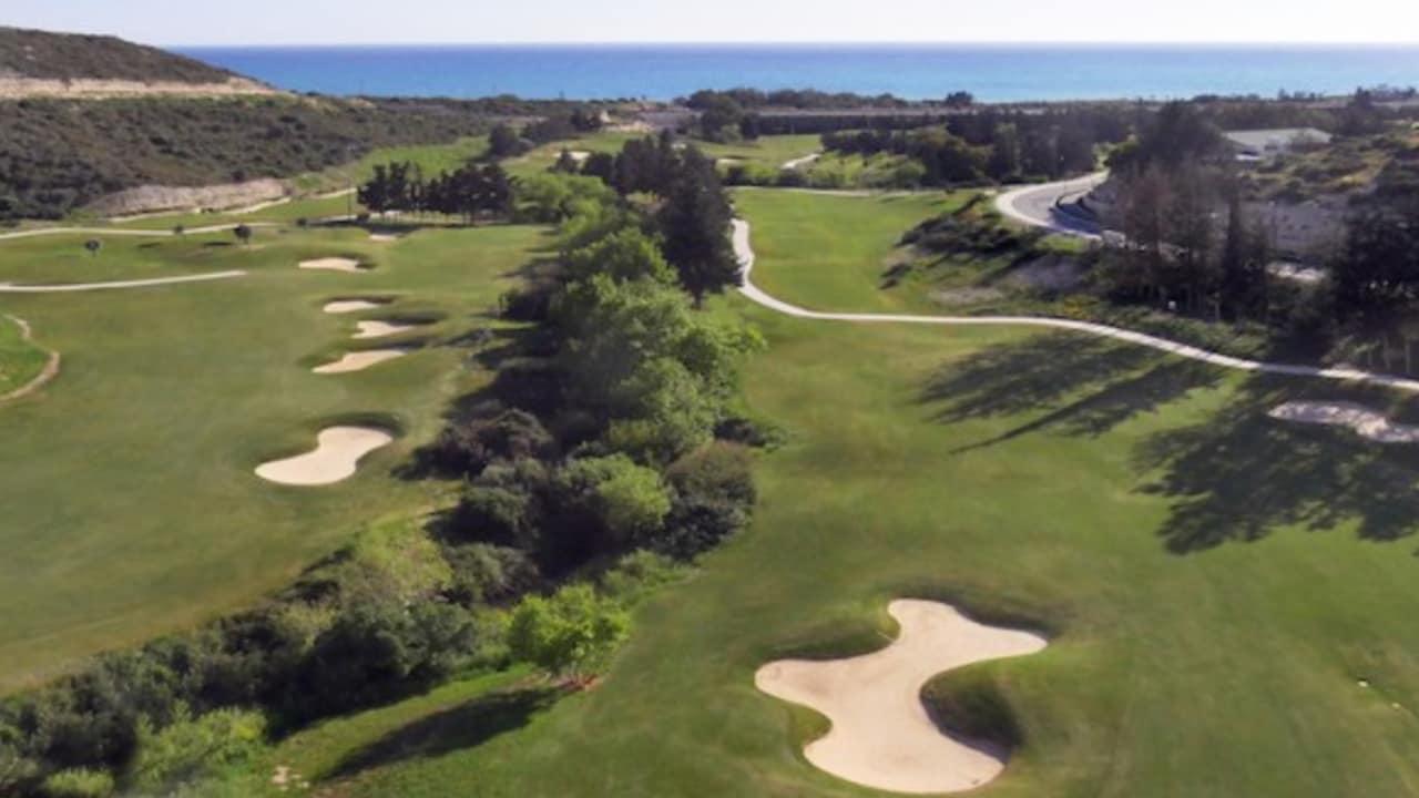 Der Golfplatz Secret Valley befindet sich in zentraler Lage zwischen Pafos und Limassol. (Foto: Secret Valley Golf)