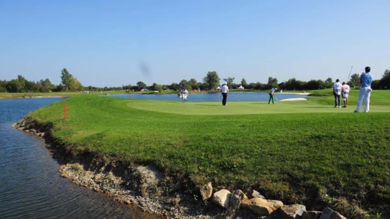 Dieses Jahr findet die Lyoness Open auf dem Golfplatz in Atzenbrugg statt. (Foto: Getty)