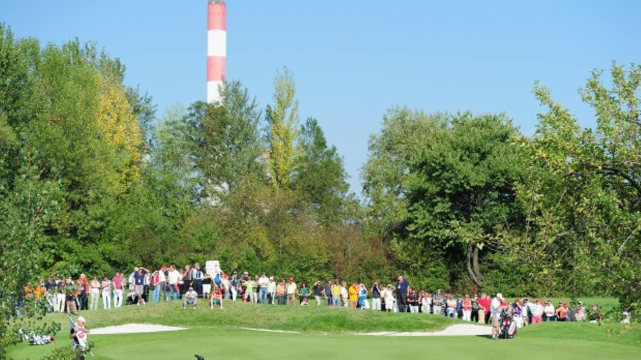 Hier ist das 13. Loch zu sehen. Bereits zwei Mal wurde die Anlage zum Golfplatz des Jahres gekürt. (Foto: Getty)