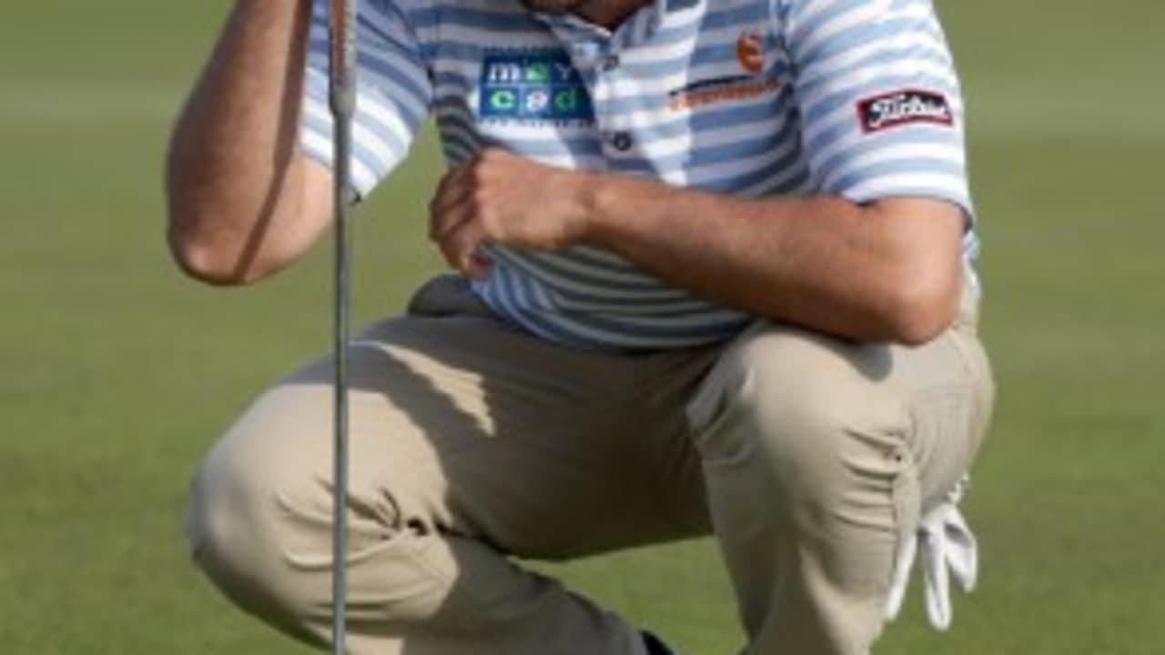 Martin Wiegele wurde 2003 und 2010 zum Golfer des Jahres in Österreich gewählt. Nach einer Hüft-OP im vergangenen Jahr spielt er nun wieder auf der European Tour. (Foto: Getty)