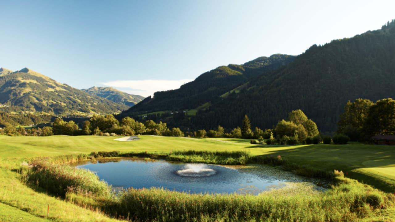 156 Golfanlagen gibt es in Österreich, 20 davon haben mehr als 18 Bahnen. (Foto: Golfplatz Eichenheim)