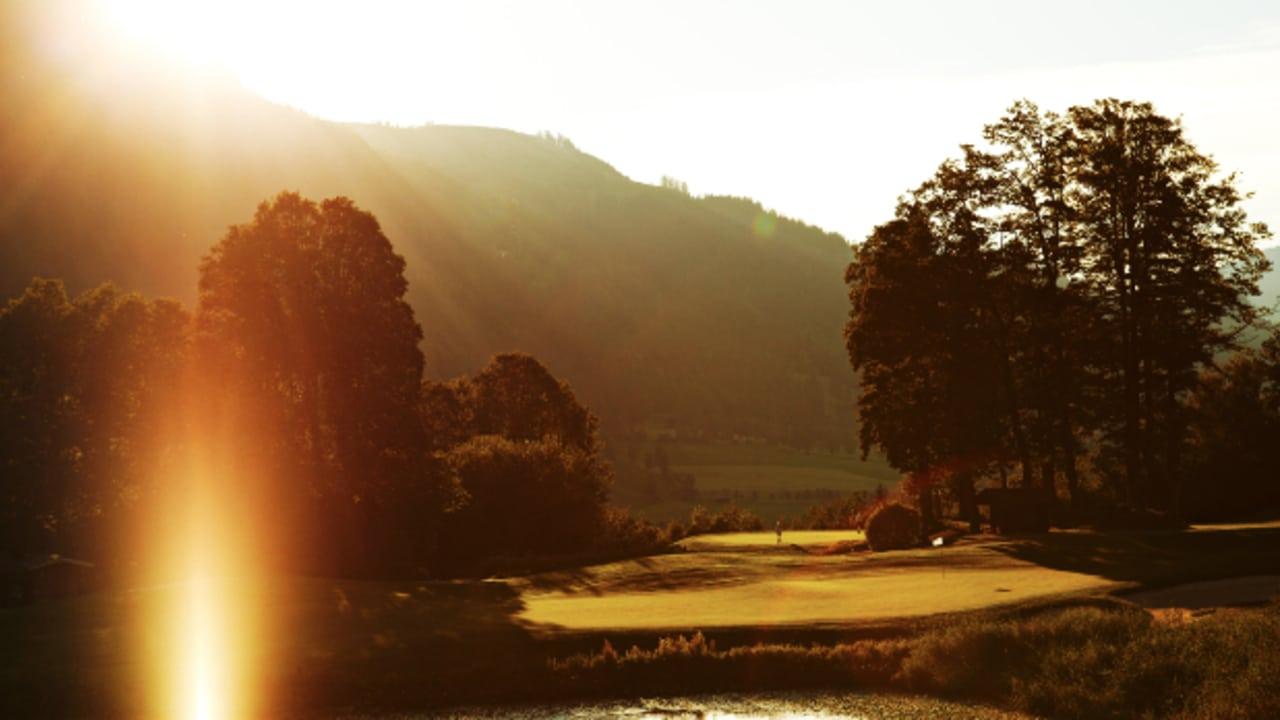 ...die besonders im Morgen- und Abendlicht toll aussehen. (Foto: Golfplatz Eichenheim)