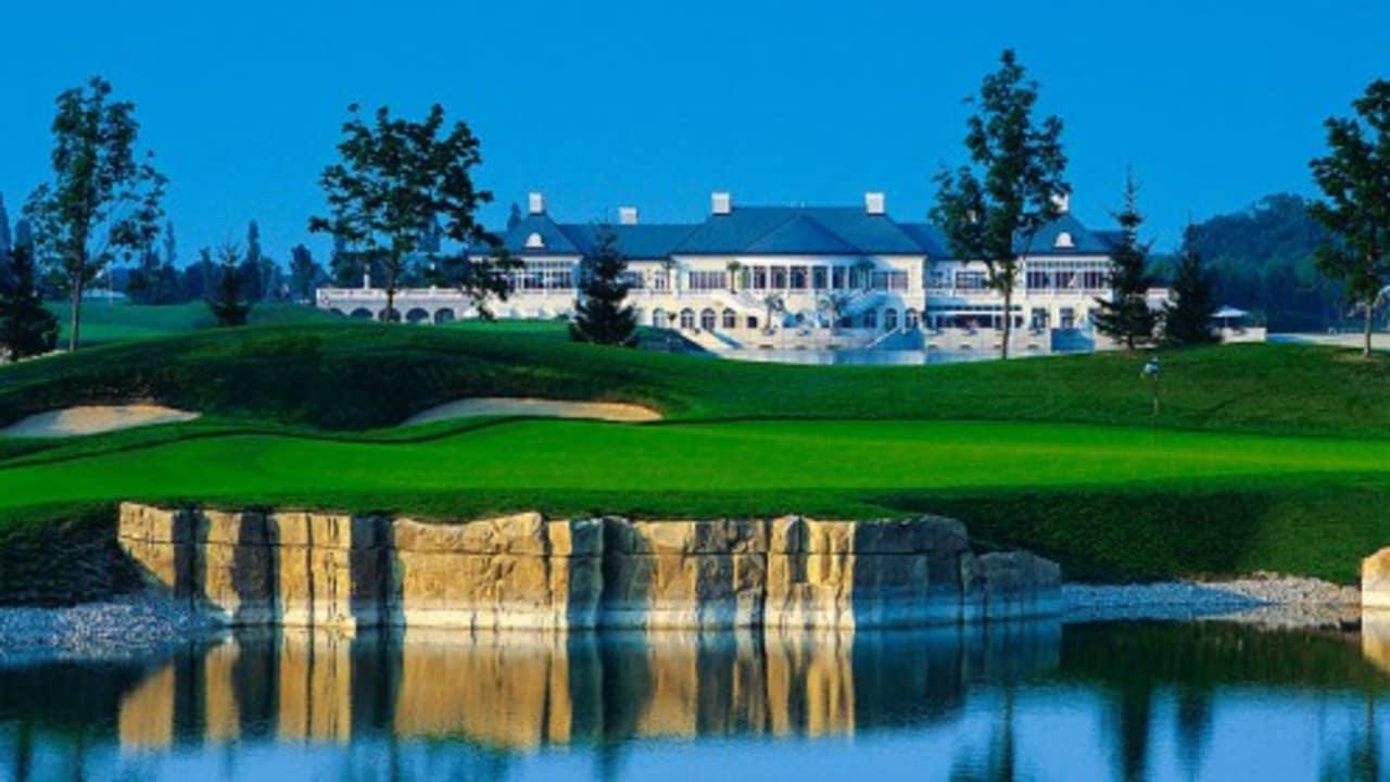 Der Golfclub Fontana gehört zu den elegantesten Plätzen in Österreich. (Foto: GC Fontana)