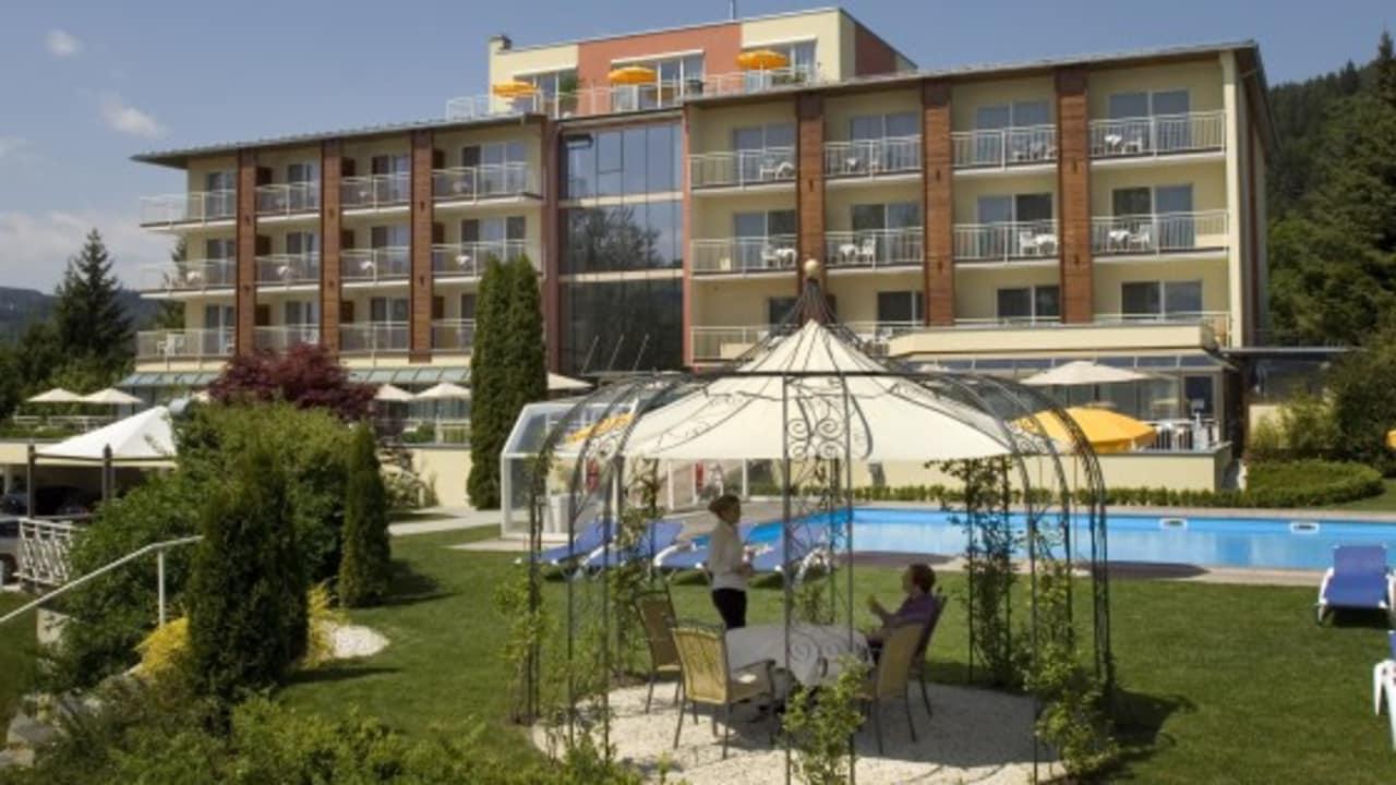 """E Element zum Wohlfühlen. <a title=""""Hier gehts zur Hotelseite"""" href=""""http://www.balancehotel.at""""_blank"""">Hotel Balance am Wörthersee</a> (Foto: Resch Kommunikation)"""