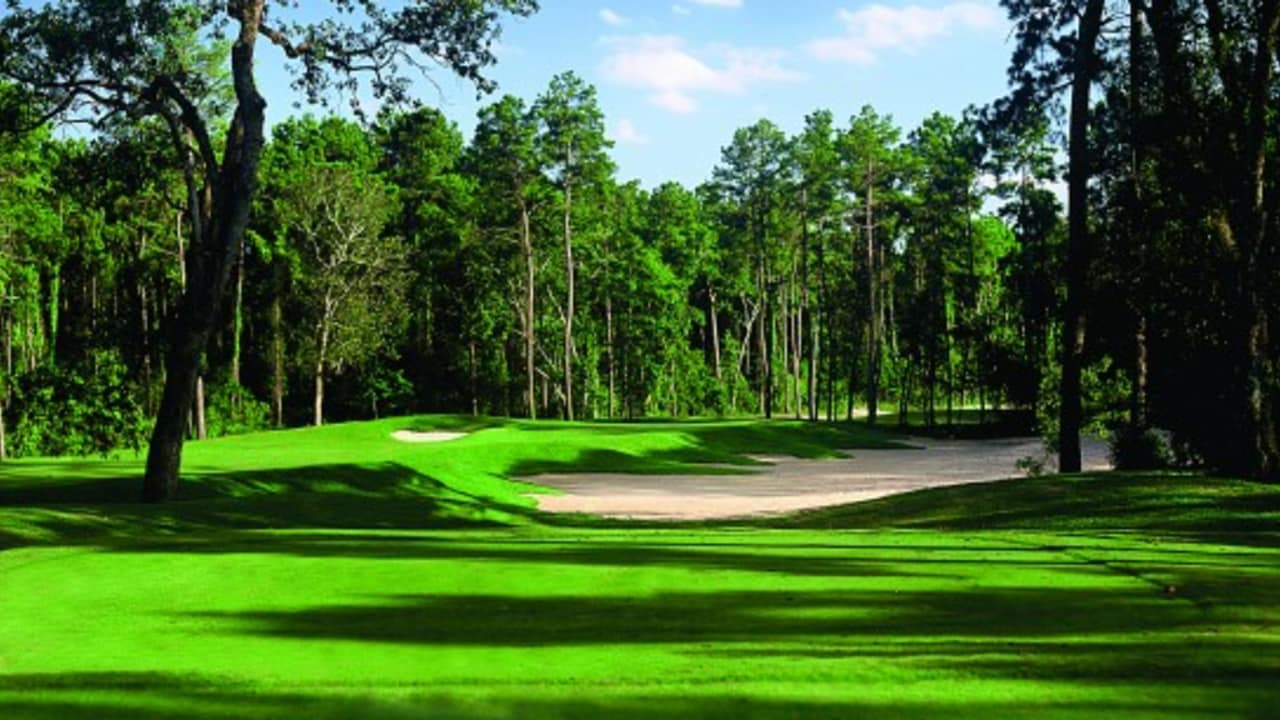 ... den Cypresswood Golf Club, ... (Foto: Greater Houston Convention & Visitors Bureau)