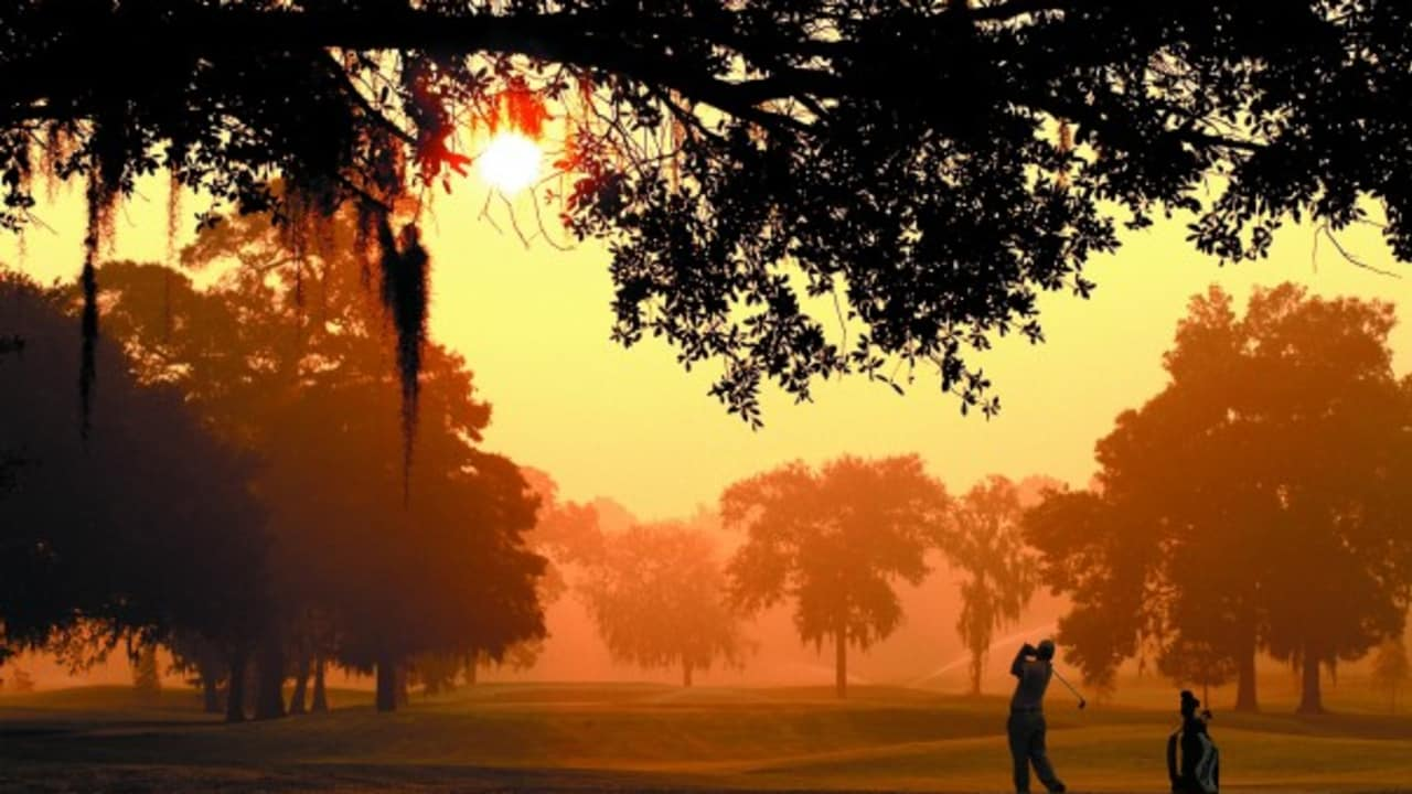 Golf Entfernungsmesser Xxl : Einmal amen corner spielen golfen in houston