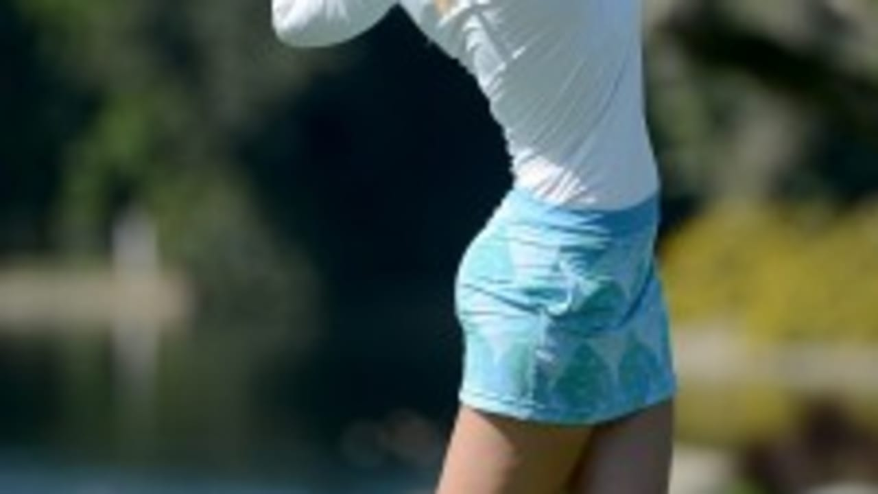 Sandra Gal teete ebenfalls bei der LPGA Kia Classics 2015 im Alviara Golf Club auf. (Foto: Getty)
