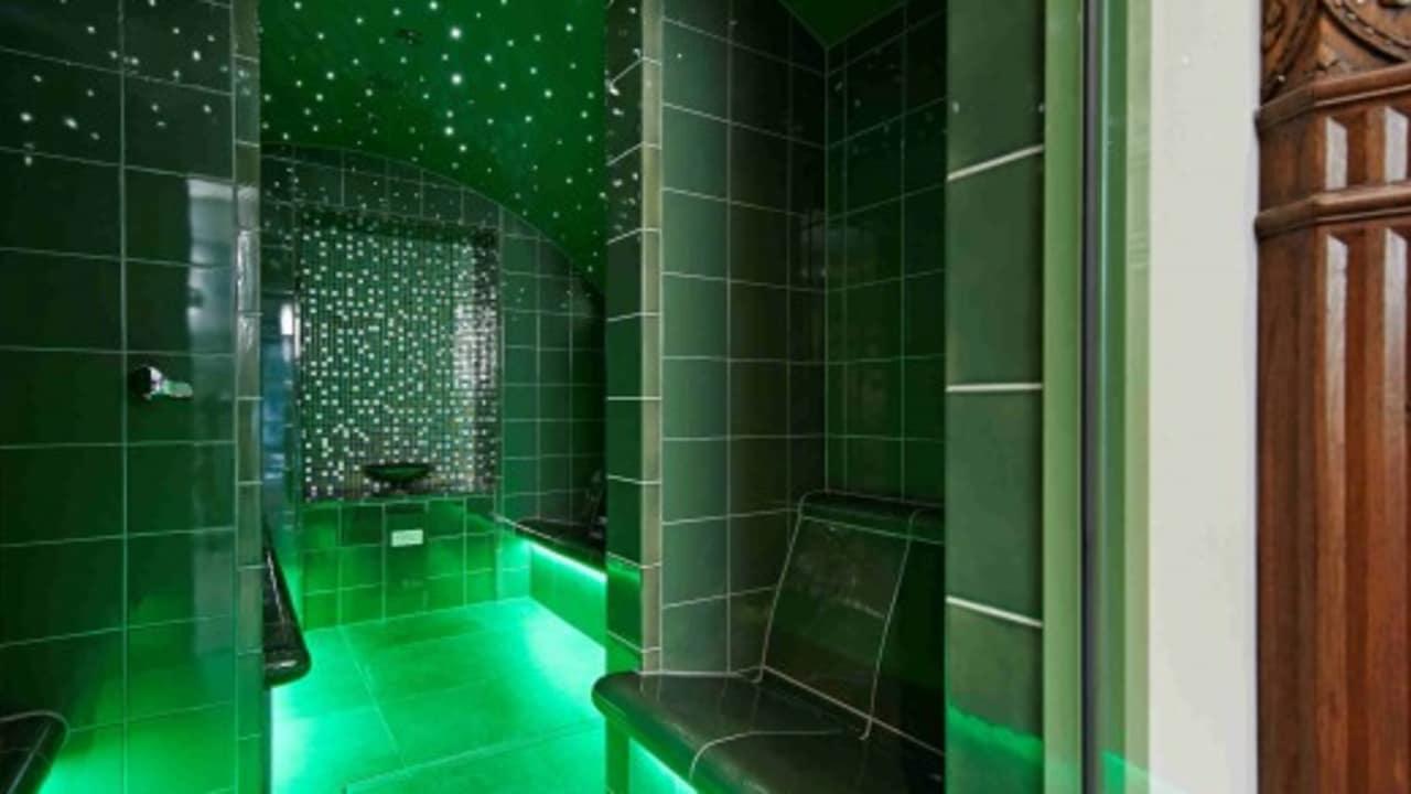 Entspannung pur in der neuen Saunawelt… (Foto: Lindner Hotel & Sporting Club Wiesensee)