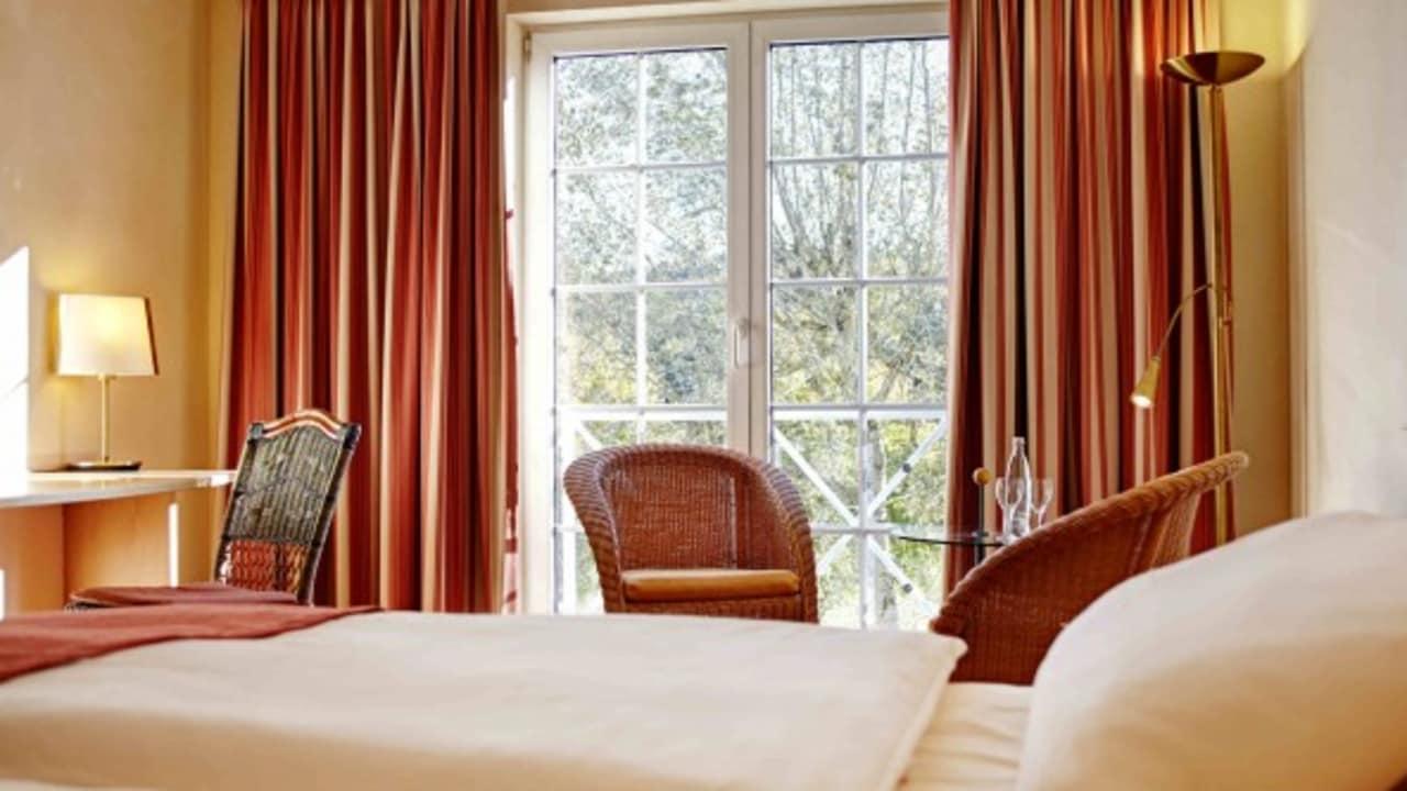 Die Zimmer sind hell und mit viel liebe zum Detail eingerichtet. (Foto: Lindner Hotel & Sporting Club Wiesensee)