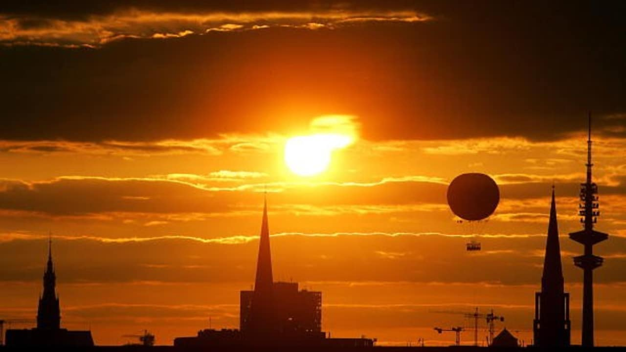 Die Skyline von Hamburg. (Foto: Getty)