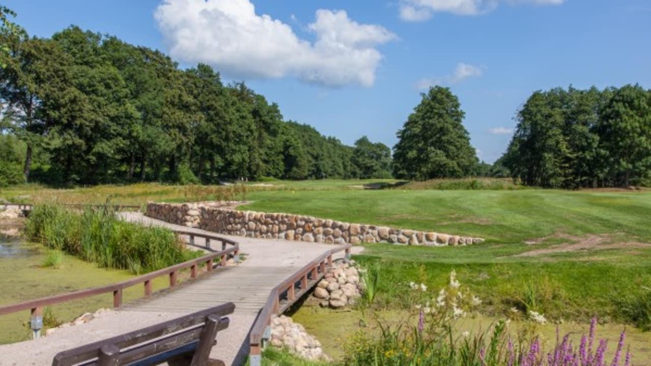 Der 27-Loch Golfplatz Gut Kaden lässt Golferherzen höher schlagen. (Foto: Gut Kaden GLC)