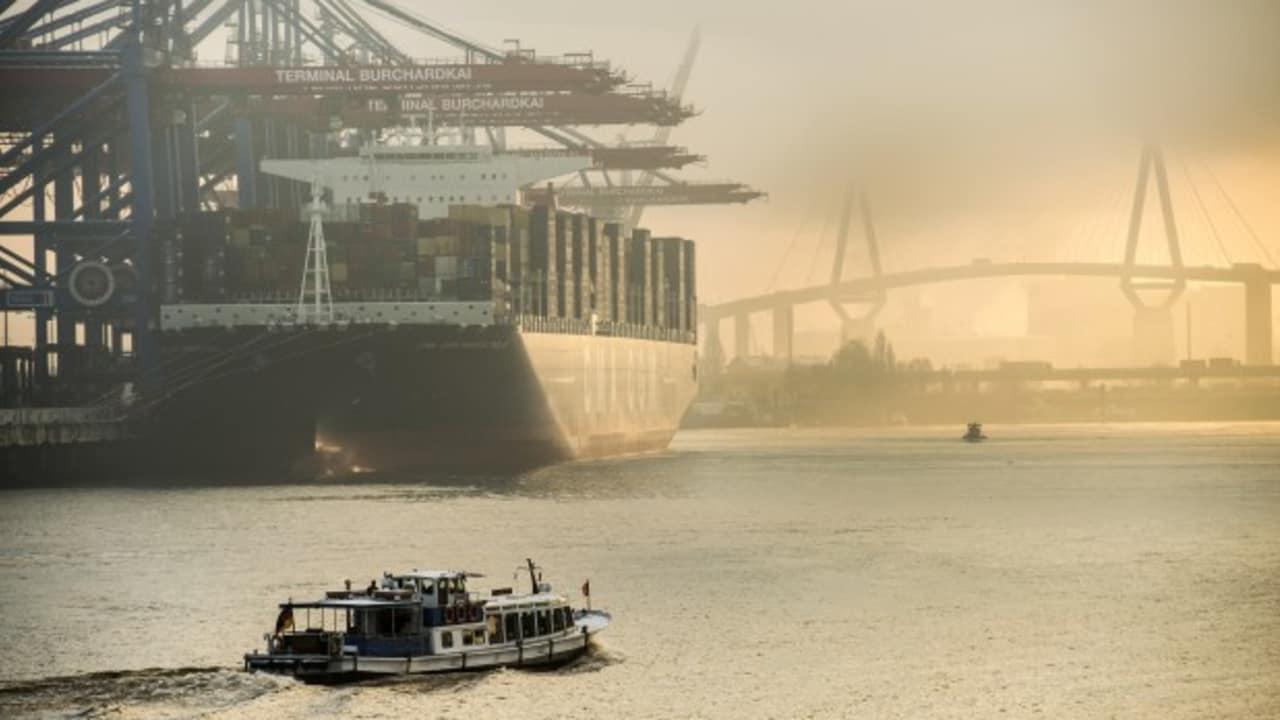 Hamburgs größte Sehenswürdigkeit: Der Hamburger Hafen. (Foto: Getty)