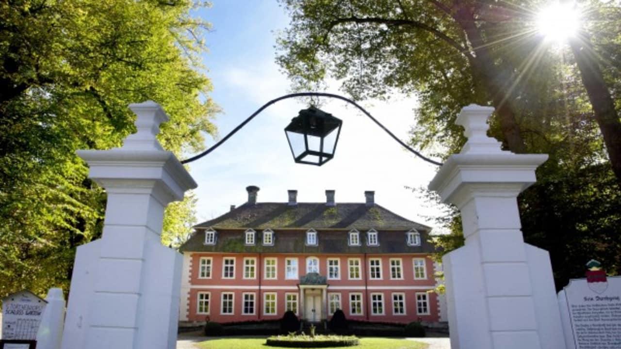 Das Schloss in Garton im Landkreis Lüchow-Dannenberg. (Foto: Hamburg Marketing GmbH)