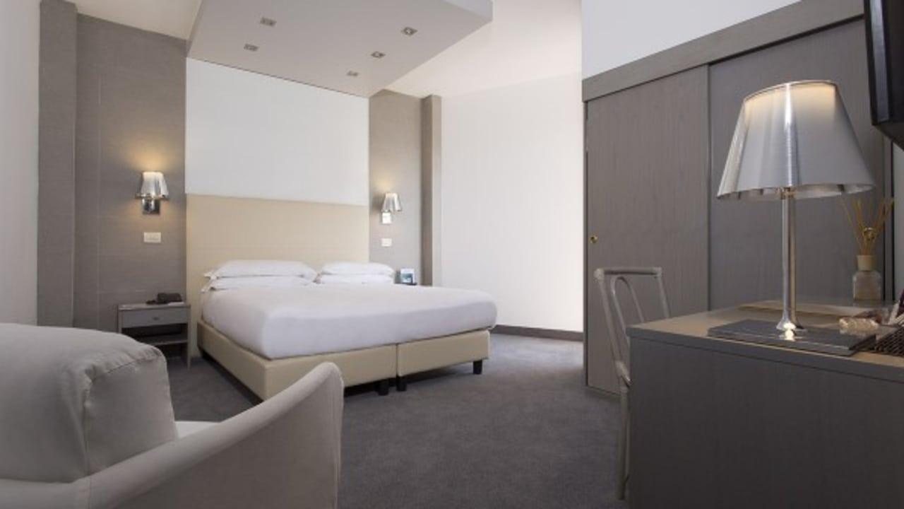 Helle und moderne Zimmer. (Foto:Park Hotel Brasilia)