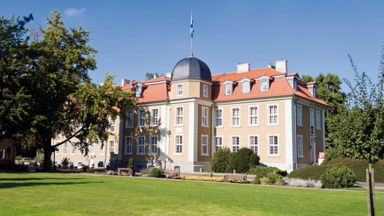 Das Schloss Meisdorf wurde im Jahr 1708 erbaut. (Foto: Parkhotel Schloss Meisdorf)