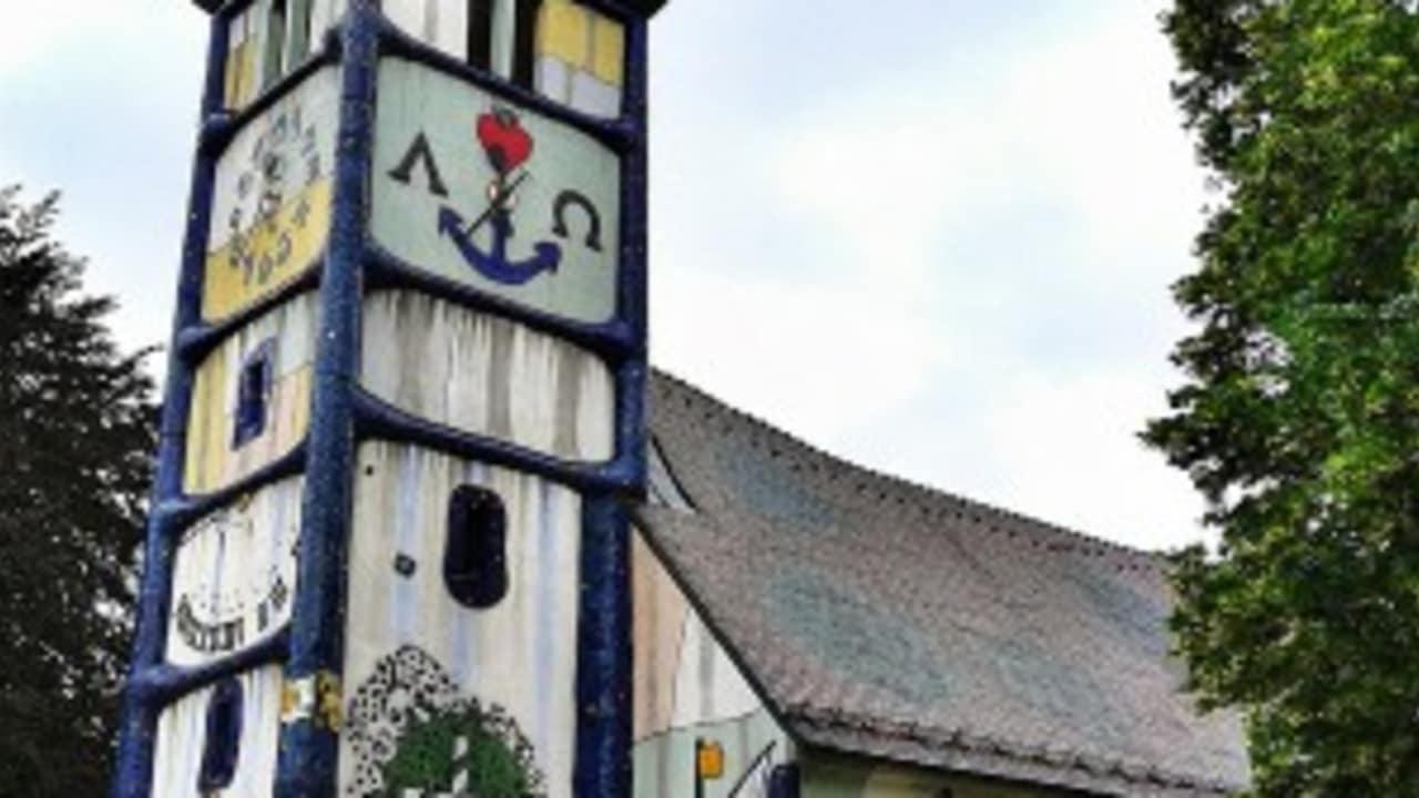 <h2>Hundertwasserkirche Bärnbach</h2>