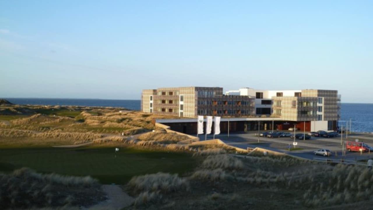 <h2>Budersand</h2> Wunderschöne Aussichten auf die Nordsee, Golfgenuss pur (Foto: getty).