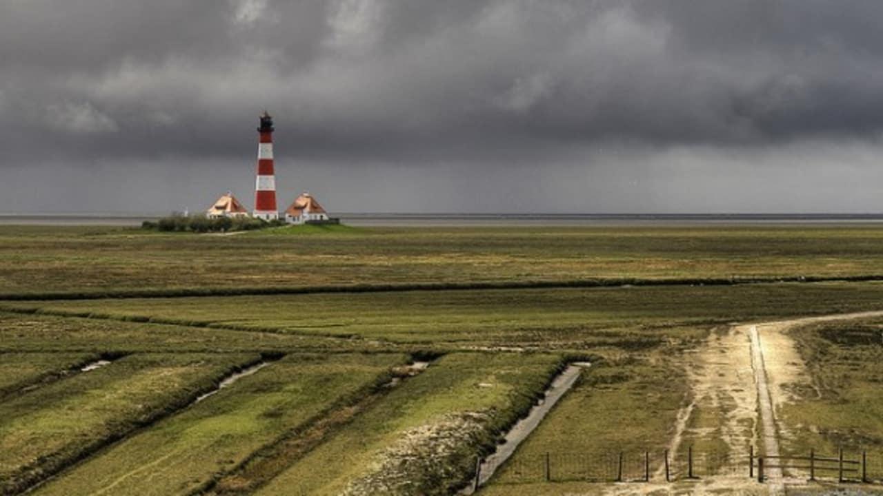 <h2>Leuchtturm Westerhever</h2>
