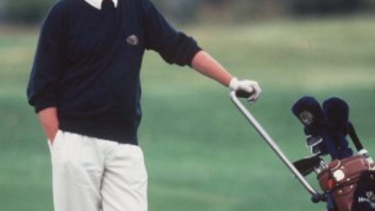 <h2>Uwe Seeler Golf Trophy</h2> Da spielt der Norddeutsche Komiker und Moderator Mike Krüger auch gerne eine Runde mit (Foto: getty).