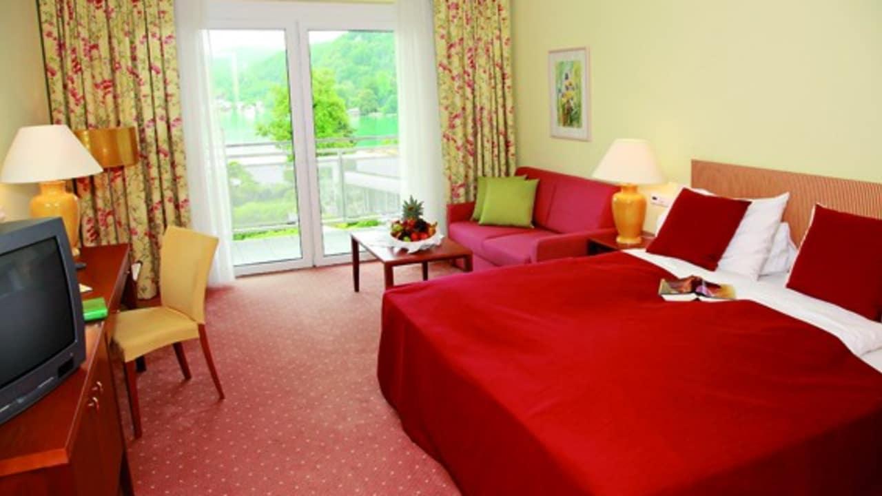 Die Zimmer sind sehr gemütlich und einladend gestaltet. (Foto: Werzer's)