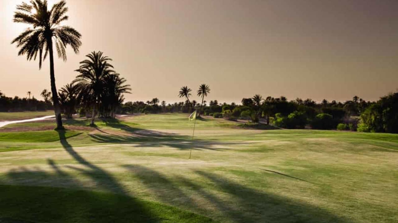 Der Golfplatz auf Djerba bietet eine traumhafte Kulisse und hervorragende 27 Loch. (Foto: Golfclub Djerba)
